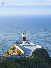 Cabo Ortegal / Cape Ortegal (Shawnito) Tags: sunset lighthouse landscape faro atardecer coruña waves galicia olas cantabrico caboortegal ortegal capeortegal marseamarina marinepaisaje