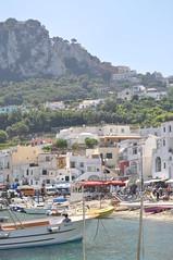 Marina - Capri (Clasei) Tags: capri europa italia paraiso