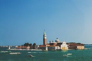 Venice - St. Giorgio Maggiore Island