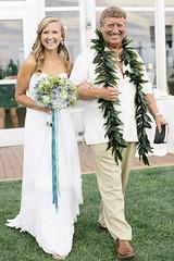 Bauer Wedding [07.19.14] (Andrew H Wagner | AHWagner Photo) Tags: wedding portrait 35mm canon person eos bride bokeh f14 weddingday weddingphotography 35l f14l 5dmkiii 5dmk3 5d3 5dmarkiii 5dmark3
