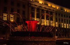 Fountain_DSC8684 (Mel Gray) Tags: nightphotography water fountain sofia bulgaria