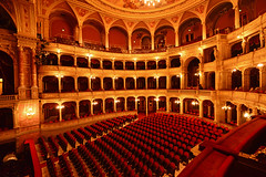 Budapest Opera House (jan lyall) Tags: music architecture hungary budapest 441 operahouse budapestoperahouse