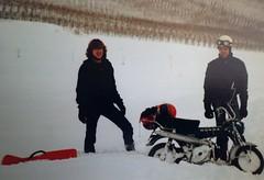 Sort  sorting jugend (mgummert) Tags: motorbike motorrad winter mathias dax martin beutelsbach schlitten