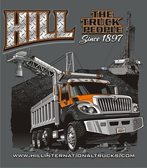 "Hill International Trucks - Ohio, West Virginia, and Pennsylvania • <a style=""font-size:0.8em;"" href=""http://www.flickr.com/photos/39998102@N07/15147611532/"" target=""_blank"">View on Flickr</a>"