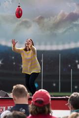 AFL Grand Final Festival 2014 (peterriordan70) Tags: square grand final federation afl