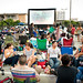 Rooftop Cinema Night 2014