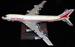 Air India Boeing 747 (Sentinel28a1) Tags: boeing 747 airindia