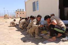 Irak Kurdistan Makmur Frontlinie 12.09.2014  img_7832_result (Thomas Rossi Rassloff) Tags: is al war islam iraq krieg east terror middle isis kurdistan irak qaida kurden pkk