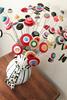 vase3 (recreatedesignco) Tags: göteborg folkart sweden buttons gothenburg sverige reuse reclaim repurpose knappar konsthantverk återbruk återanvänd