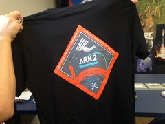 ARK2 Experiment Logo Shirt