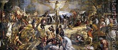 The Gospel of St. Luke 23 24-49 Christ's crucifixion - By Amgad Ellia 14 (Amgad Ellia) Tags: st by luke 23 gospel crucifixion amgad ellia christs the 2449