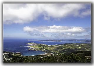 Paisaje de Galicia.