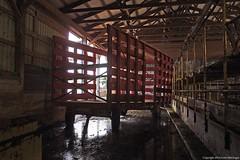 1677 (ontario photo connection) Tags: ontario canada abandoned barn rural decay interior farming farms derelict rurex
