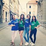 Promocija NK Olimpija Ljubljana. Hostese Agencija 22.