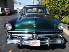 1954 Ford Crestline Fordor Sedan (Hipo 50's Maniac) Tags: ford sedan crestline 1954 fordor 4door
