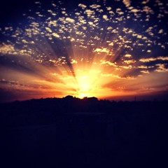 I love SunsetI love Sicily (lecreazionidici) Tags: sunset sky color love colors clouds infinity sicily moment