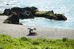 BM7Q6075.jpg (Idiot frog) Tags: ocean blue boy sea woman sunlight white cute adam beach water girl beautiful beauty sunshine rock stone lady canon eos daylight kid sand child michelle taiwan wave sunny ilan                    1dx