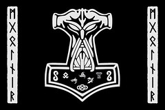 Mjöllnir (15) (fiore.auditore) Tags: thor mythology mythologie mjölnir asatru mjöllnir