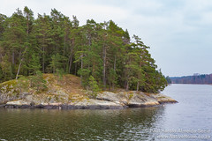 Boat trip the the Swedish Archipelago