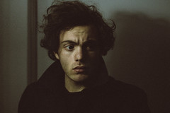 Film (Pierfrancesco Bruno) Tags: canon 35mm f2 photography portrait selfportrait film eyes light folk grain retratos ritratti