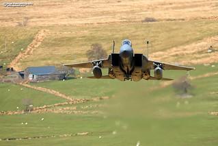 McDonnell Douglas Boeing F15D Eagle 84-0044