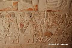 Ancient Egyptian Relief (konde) Tags: 18thdynasty newkingdom saqqara mayaandmeryt mayaandmerit ancient tomb art treasure hieroglyphs
