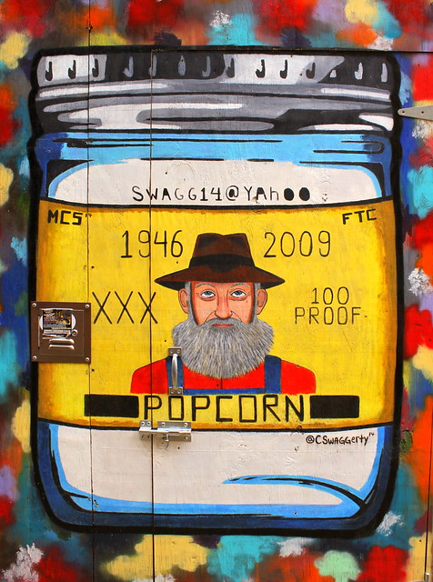 Popcorn Sutton - Downtown Knoxville