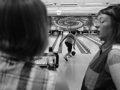 (emmeffess) Tags: people bowling fun