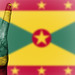 Peace Symbol with National Flag of Grenada