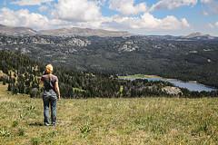 Beartooth Lake (wyojones) Tags: wyoming beartoothplateau beartoothhighway shoshonenationalforest claybutte beartoothlake glaciallandscape glaciallakes paternosterlakes glacialdeposits plateau geology pleistocene ani wyojones