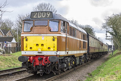 Class_31_D5830_IMG_1514 (Roger J Brown) Tags: gcr great central railways spring diesel gala 18th 19th march 2017 heritage preserved line roger brown sigma 18250 50500 locomotive canon 7d class 37 33 31 20 25 bigma