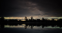 "Dawn at Lake Wendouree • <a style=""font-size:0.8em;"" href=""http://www.flickr.com/photos/7605906@N04/33415455311/"" target=""_blank"">View on Flickr</a>"