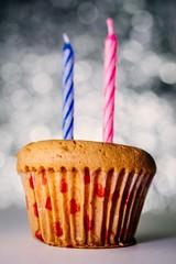 Flickr Candles - Macro Monday (My Phone Lens) Tags: macromondays happy10years happybirthday macro monday cake candle flickrcandles nikon light