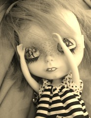 Blythe A Day June 3: Bedhead
