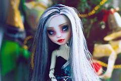 OOAK Avril (Monster High Frankie) (Beautiful_Fairy_Tale) Tags: monster high doll ooak frankie stein
