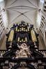 great organ (mephistofales) Tags: belgium churches medieval bruges iconographic burgge benellux