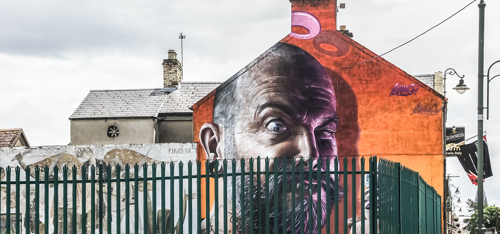 STREET ART IN LIMERICK