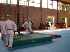 "zomerspelen 2013 karate clinic • <a style=""font-size:0.8em;"" href=""http://www.flickr.com/photos/125345099@N08/14220782437/"" target=""_blank"">View on Flickr</a>"