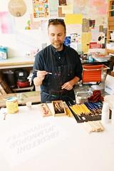 Workshoppin' (scottboms) Tags: california me work potd menlopark facebook workshops arl analogresearchlab