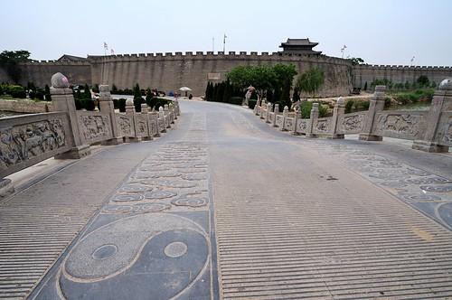 河北邯郸 - 广府古城东城门外