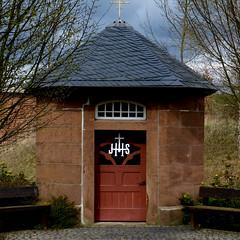 Rodorf Kapelle (blasjaz) Tags: germany kirchen hesse kapelle amneburg rosdorf kreismarburgbiedenkopf blasjaz rosdorfamneburg wegekapelle