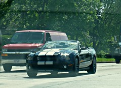 Shelby GT500 Convertible (SPV Automotive) Tags: ford sports car convertible shelby mustang svt gt500