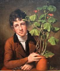 Rubens Peale with a Geranium (Piedmont Fossil) Tags: plant flower art painting dc washington botany nationalgalleryofart