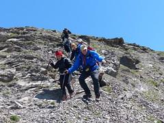 Discesa da Cima Tauffi (Emanuele Lotti) Tags: italy mountain montagne trekking itali