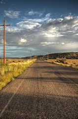 Dirt road thru Johnson Canyon (Mysophie08) Tags: g gamewinner challengeyouwinner thechallengefactory