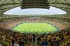 Arena da Amazônia (Luiz C. Salama) Tags: cup canon fifa croatia fisheye worldcup 8mm croacia cameroon camarões 2014 copadomundo 70d croácia rokinon club16 copafifa arenadaamazonia arenaamazonia