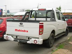 Mahindra Genio 2.2 CRDe 4x4 2013 (RL GNZLZ) Tags: 4x4 pickup pickuptrucks camionetas genio doublecabin mahindra crewcab crde