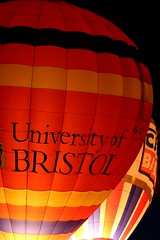 Tiverton Balloon Festival ~ Light Show (Savannah Katarina) Tags: world show school light sky music hot colour texture college up festival night dark balloons bristol fire photography high globe university pretty skies pattern colours view time vibrant stage smoke air magic flames balloon line flame poi lit colourful magical pois magica tiverton flamable petroc savvyseye