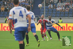 """Vorbereitungsspiel MSV Duisburg vs. FC Bayern Muenchen • <a style=""""font-size:0.8em;"""" href=""""http://www.flickr.com/photos/64442770@N03/14692261096/"""" target=""""_blank"""">View on Flickr</a>"""
