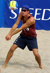 9022-fotogalerie-rv.ch (Robi33) Tags: show summer game sport ball court switzerland sand play action competition basel victory player beachvolleyball international block umpire viewers